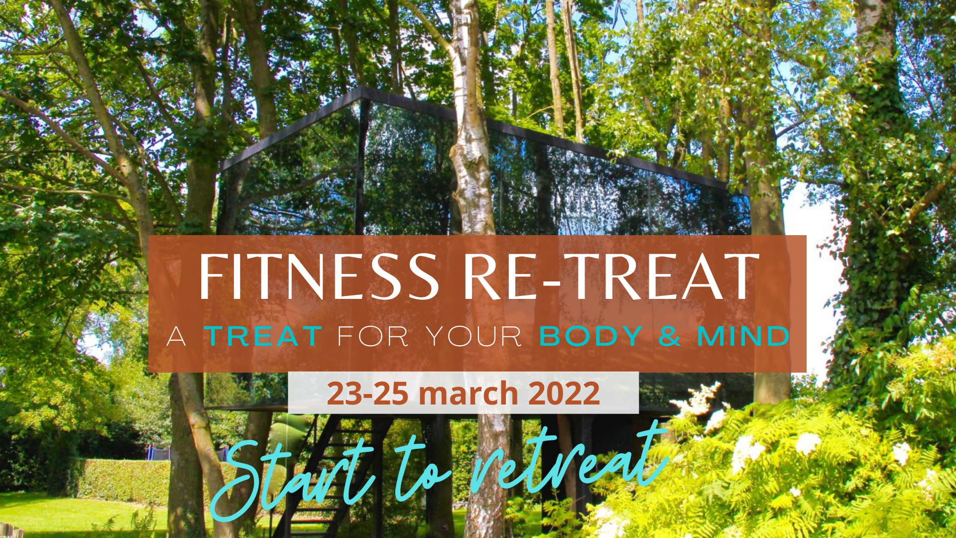 fitness retreat start to